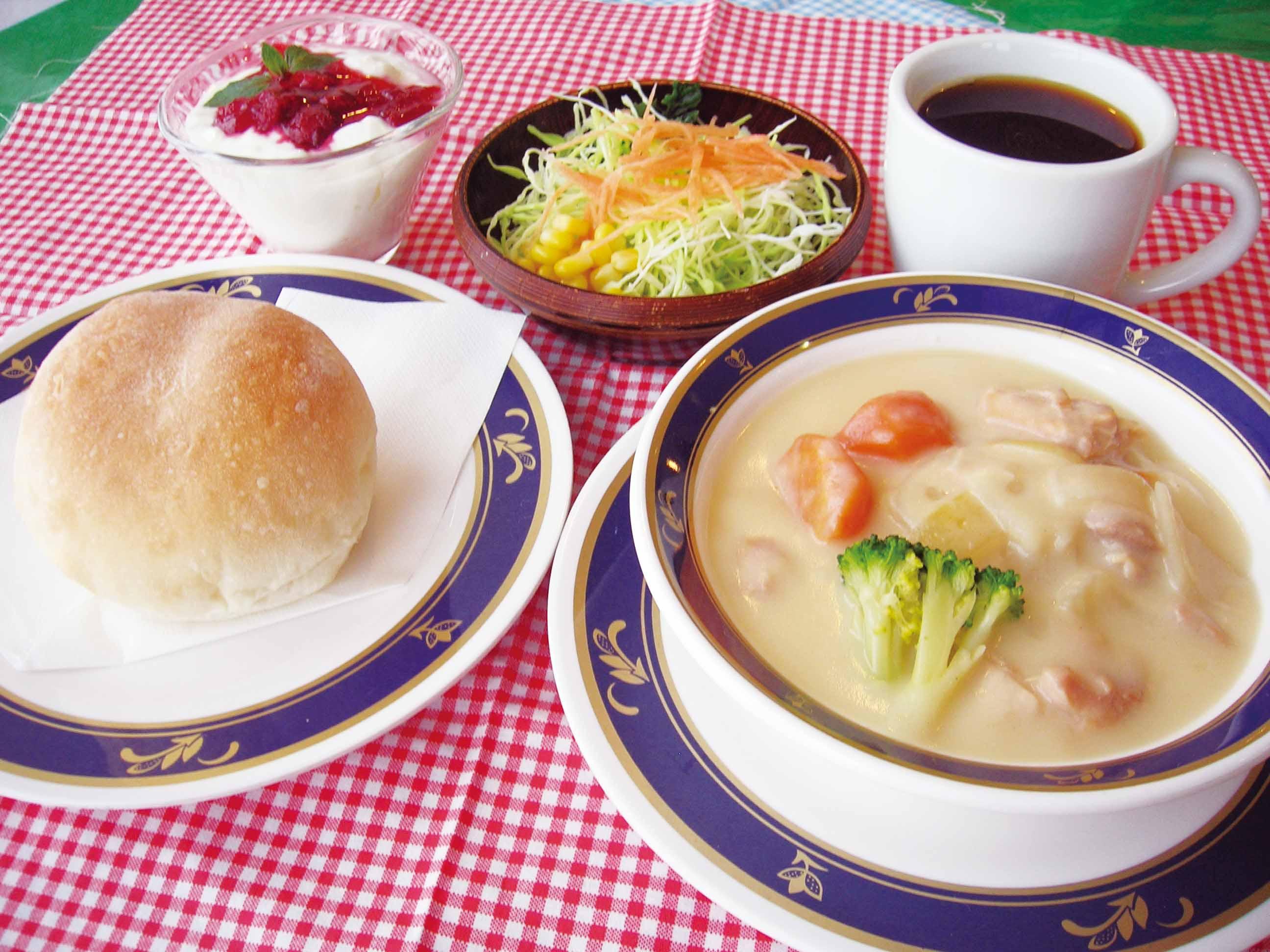 高原奶油炖菜套餐