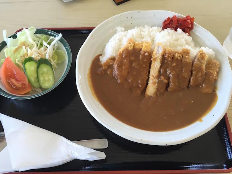 猪排咖喱饭