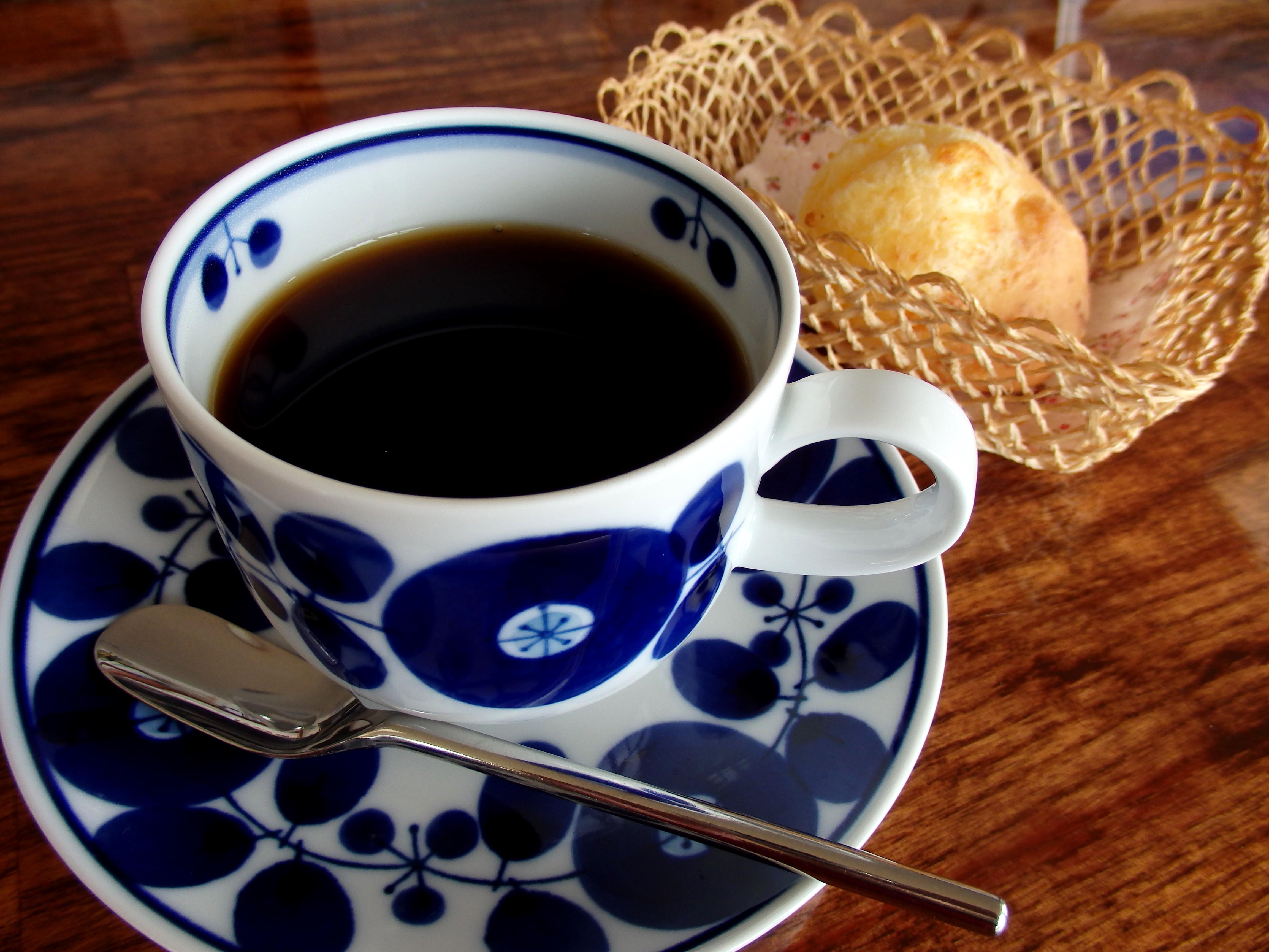 山顶茶楼 原创混合咖啡
