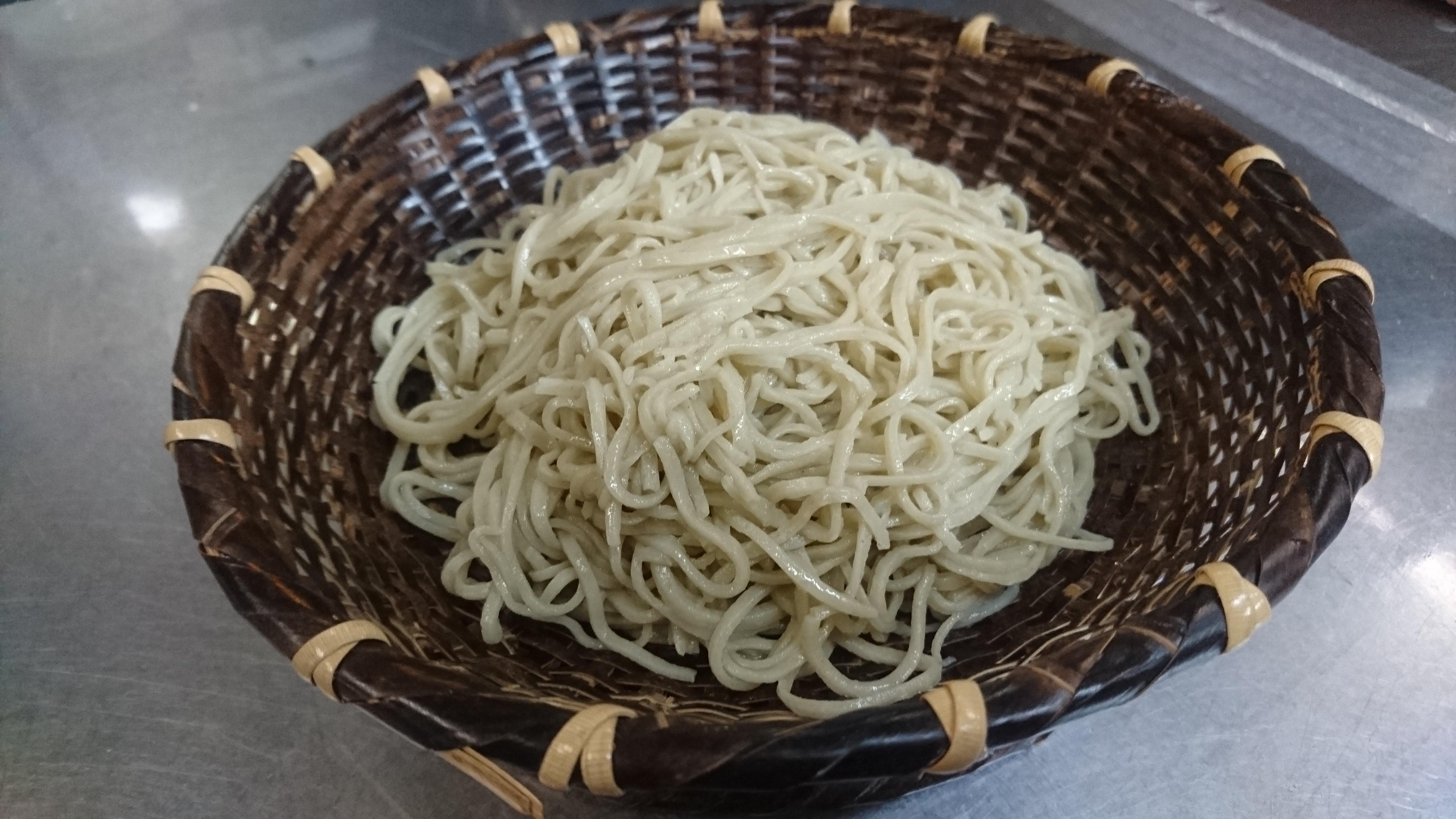 十割蕎麦(1)