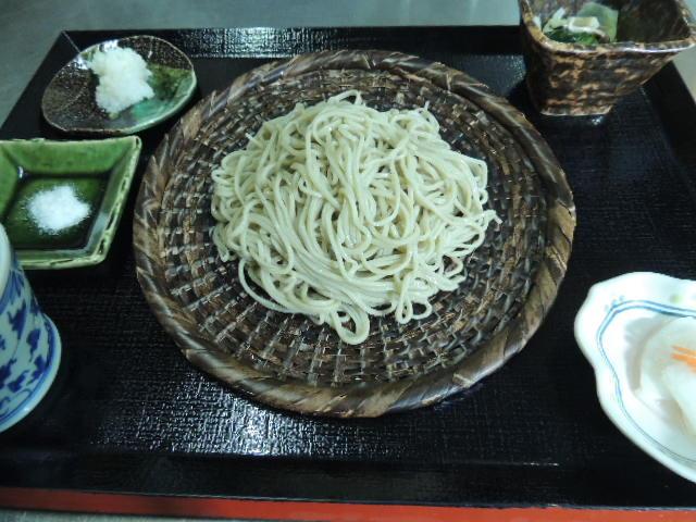 十割蕎麦(2)