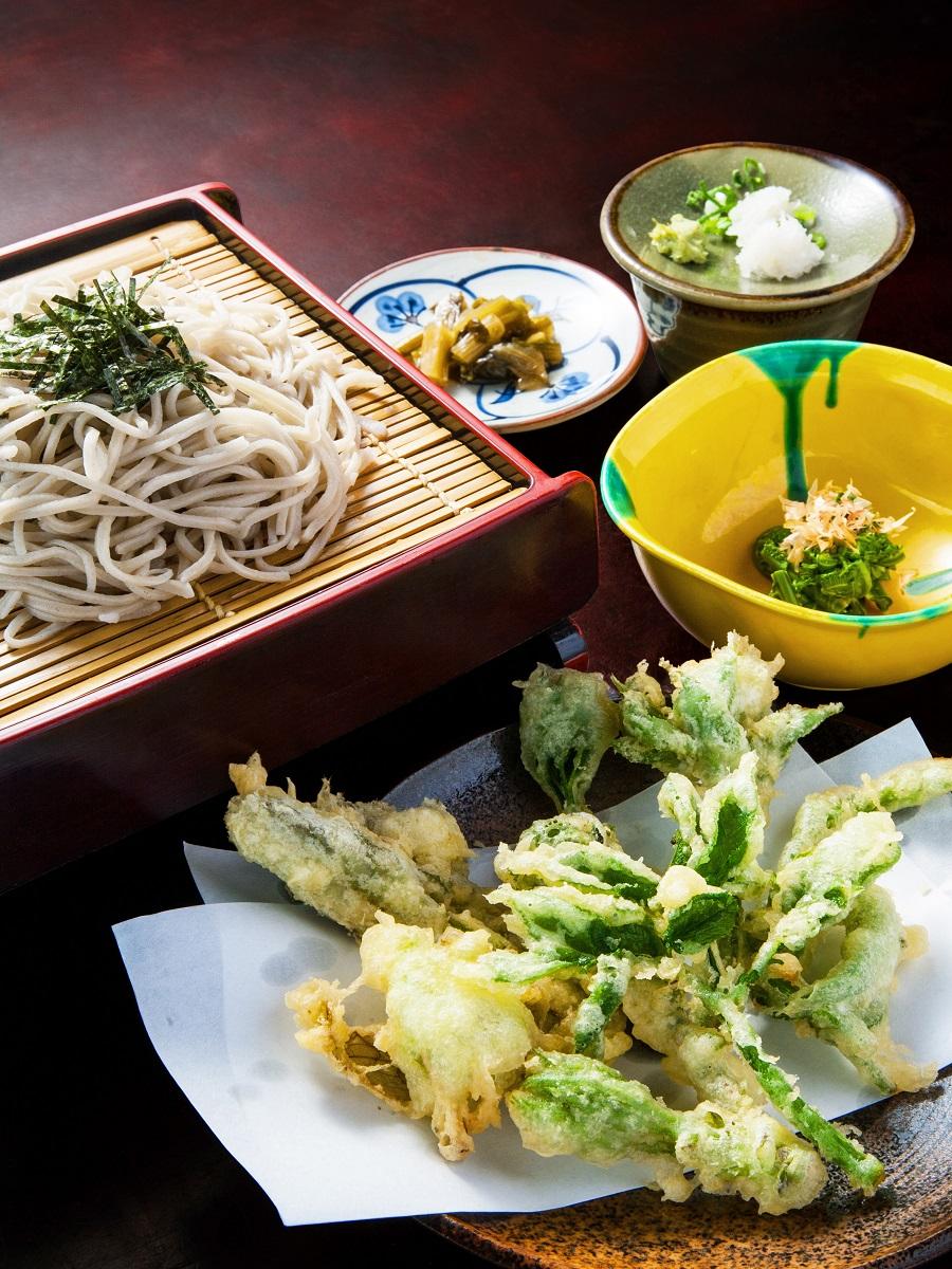 天ぷら膳 1500円